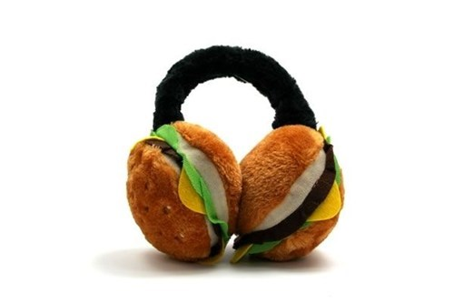 headgear earmuffs burgers - 6792843520