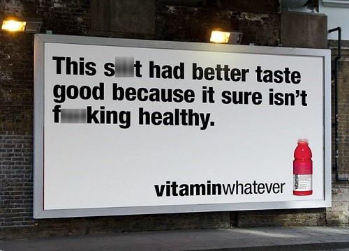 sugar water vitamin water vitamins monday thru friday - 6792882176
