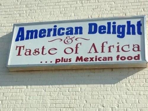 sign engrish restaurant food - 6793142016