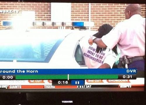 shirt arrest irony an hero - 6793143552
