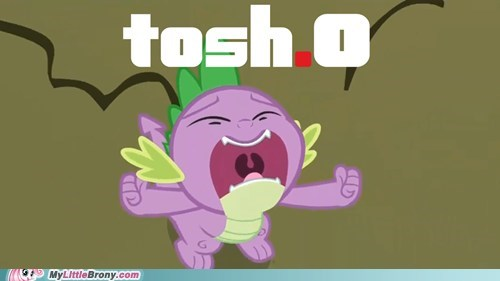 Sad tosh.0 spike noooooo clop TV - 6793751808