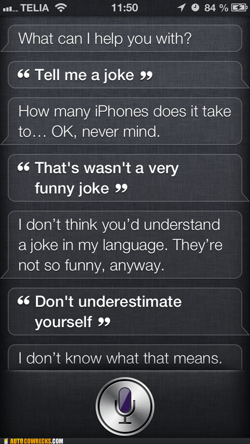 tell me a joke jokes siri iphone - 6794372096