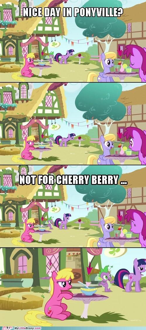 ponyville cherry berry - 6794995968