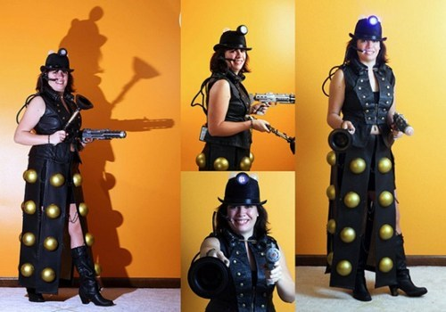 dalek cosplay doctor who