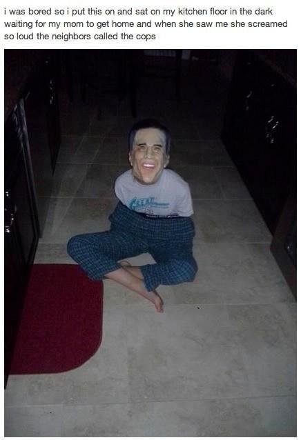 IRL,mask,prank