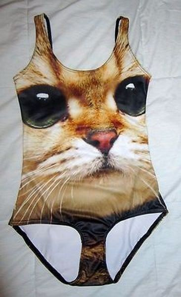 Cats,swimsuit