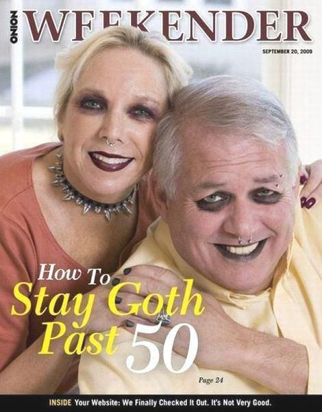goth,the onion,parents