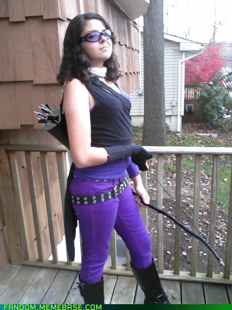 marvel cosplay kate bishop hawkeye - 6795917824