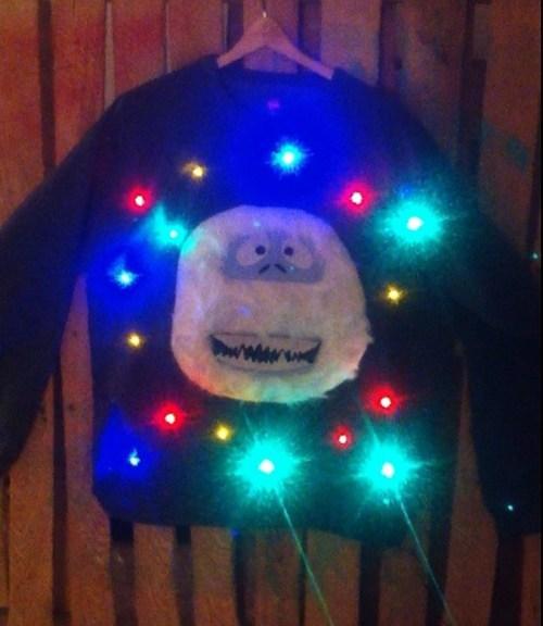 christmas sweaters christmas lights - 6795929856