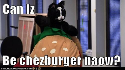 Can Iz Be chezburger naow?