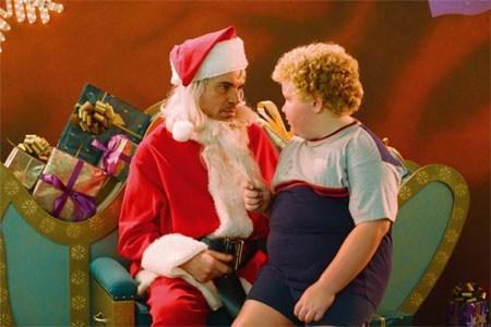 weird news grinch arrest santa