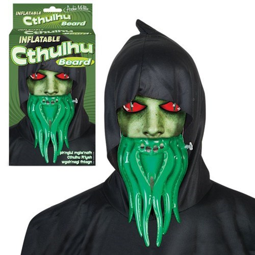beard inflatable tentacles Zoidberg cthulhu - 6796149504