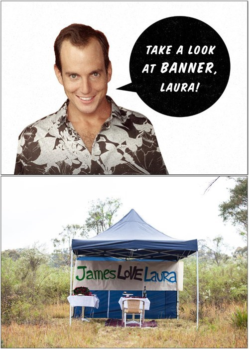 proposal,gob bluth,banner,love,arrested development