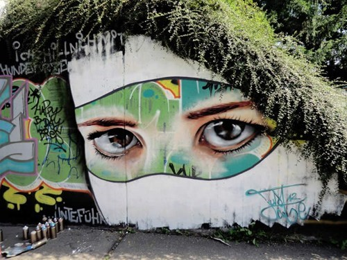 Street Art art graffiti - 6796216576