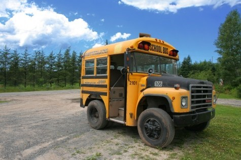 custom short bus cars DIY bus - 6796236032