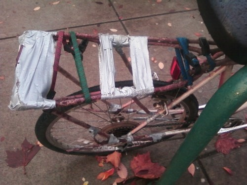 bicycle,bicycle rack,cargo racks