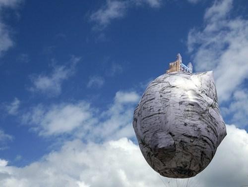 art surrealism balloon - 6796427008