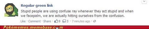 confusion facebook confuse ray - 6796467968