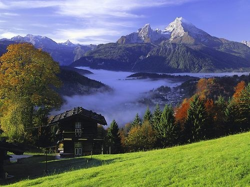 Just Another Scene From Bavaria, Germany