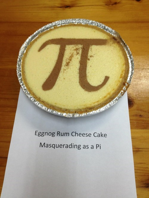 pun pi pie math