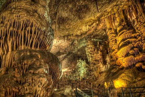 creepy alien cave landscape Hall of Fame best of week - 6796652288
