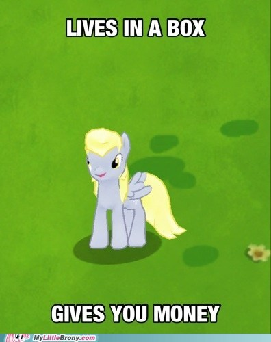 derpy hooves video games - 6796683520