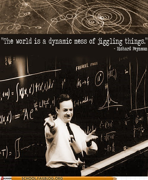 professor science richard feynman - 6796805888