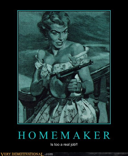 homemaker,house wife,angry
