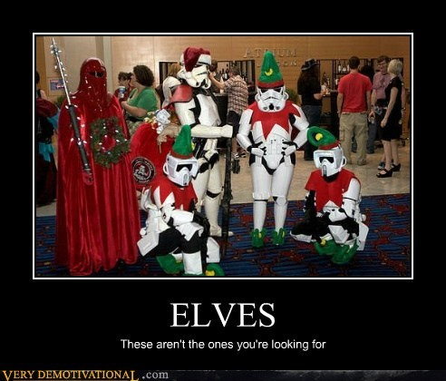 star wars elves stormtrooper - 6798472448