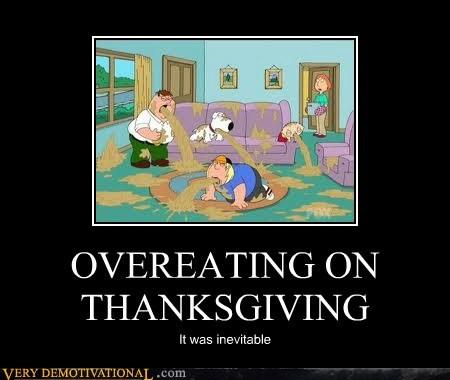 family guy thanksgiving over eating - 6799816704