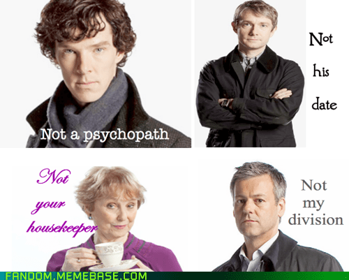 TV Sherlock bbc
