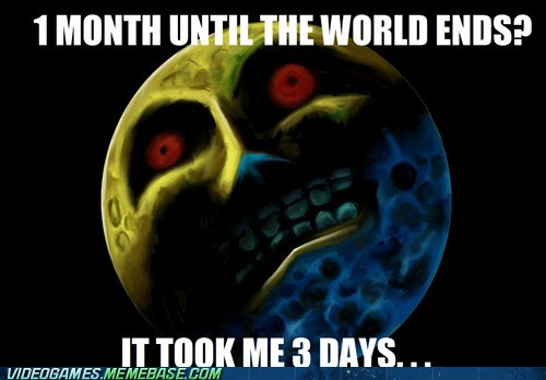 mayan calendar,end of the world,majoras mask