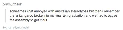 graduation australia stereotypes - 6804826880