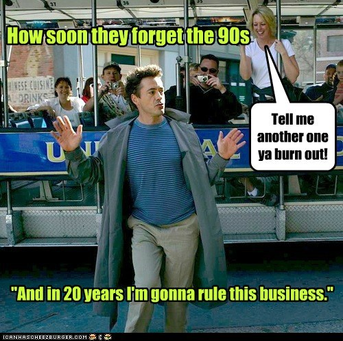 1990s robert downey jr forget future joke disbelief - 6804942592