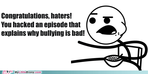 hackers bronystate haters bullying