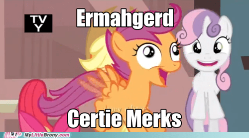 charming tag campaigners,Ermahgerd,cutie mark crusaders