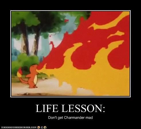 LIFE LESSON: