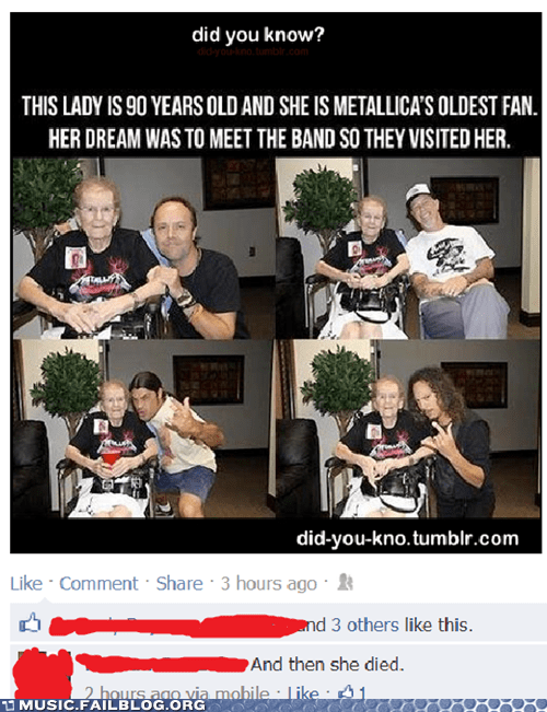 metallica,old lady