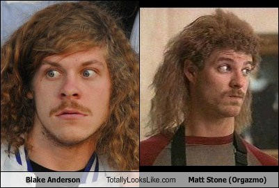 Blake Anderson Totally Looks Like Matt Stone (Orgazmo)