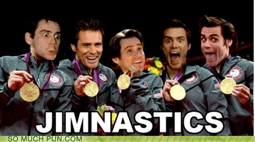 jim,gym,jim carey,gymnastics,literalism,homophone