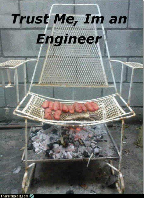 rust trust-me-im-an-engineer hot dogs grill bbq - 6808316160