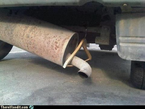 Fix your muffler