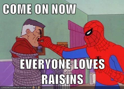 Spider-Man raisins J Jonah Jameson - 6808388608
