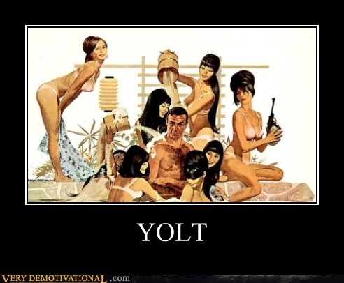 yolo yolt james bond - 6808553984