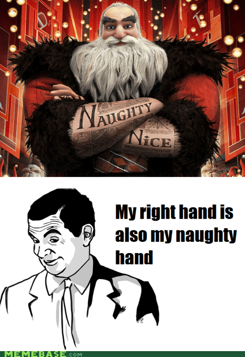 movies if you know what i mean santa naught or nice - 6809588736