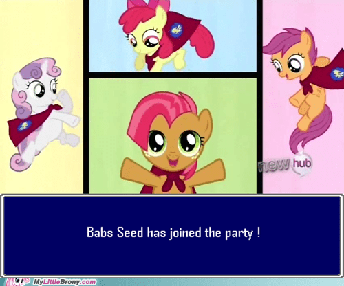 RPG,final fantasy,cutie mark crusaders,babs