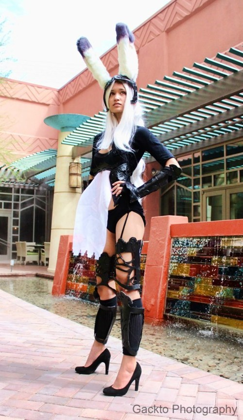 cosplay final fantasy video games - 6809841152