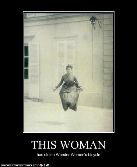hover woman wonder woman - 6810016768