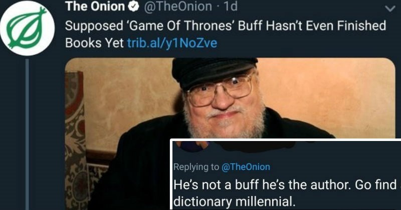 Sad frustrating twitter news jokes the onion satire fake news dumb funny - 6810117