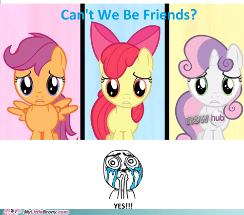 Sad song friends babs seed cutie mark crusaders - 6810654464